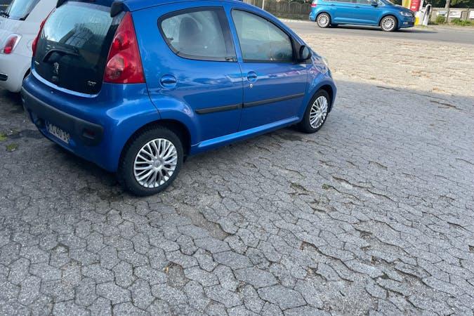 Billig billeje af Peugeot 107 nær 3550 Slangerup.