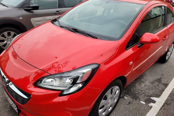Billig billeje af Opel Corsa med Anhængertræk nær 8230 Aarhus.