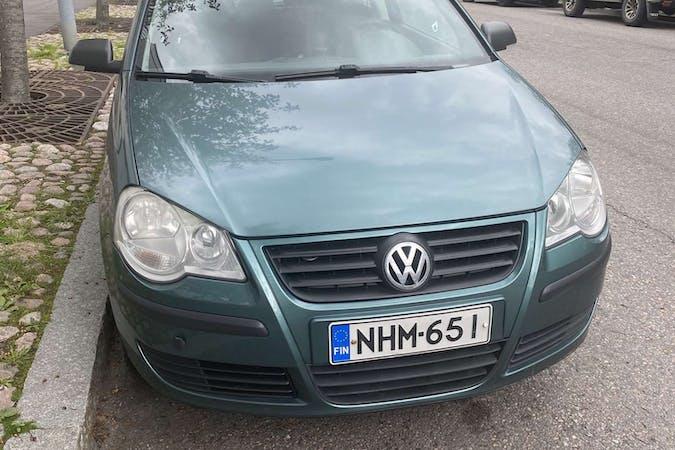 Volkswagen Polon halpa vuokraus Bluetoothn kanssa lähellä 00560 Helsinki.