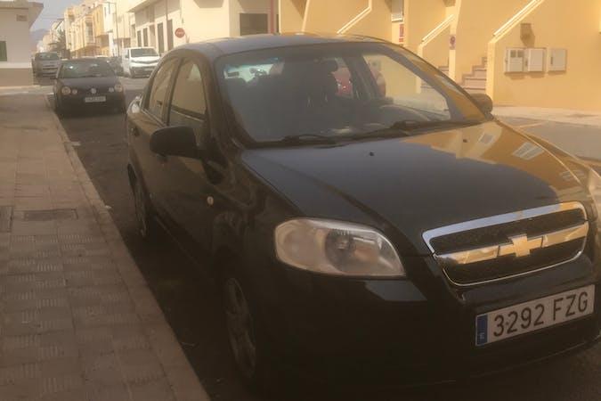 Alquiler barato de Chevrolet Aveo cerca de 35600 Puerto del Rosario.