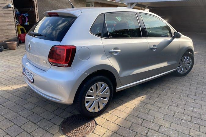 Billig billeje af Volkswagen Polo nær 4242 Boeslunde.