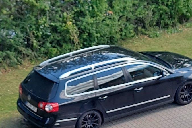 Billig billeje af Volkswagen Passat CC nær 8700 Horsens.