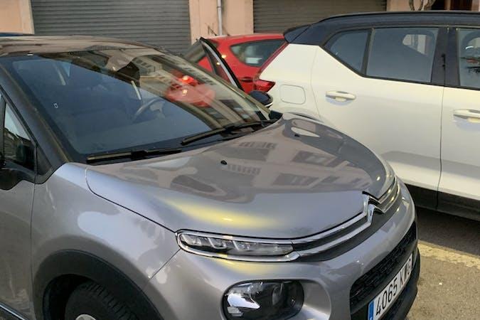 Alquiler barato de Citroën C3 con equipamiento Fijaciones Isofix cerca de 07141 Es Pont d'Inca.