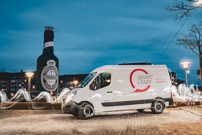 Billig billeje af Renault Master nær 2150 København.