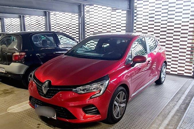 Billig billeje af Renault Clio med Bluetooth nær 2450 København.
