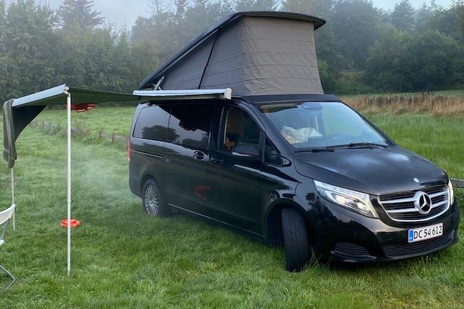 Billig billeje af Mercedes Marco Polo med GPS nær 8660 Skanderborg.