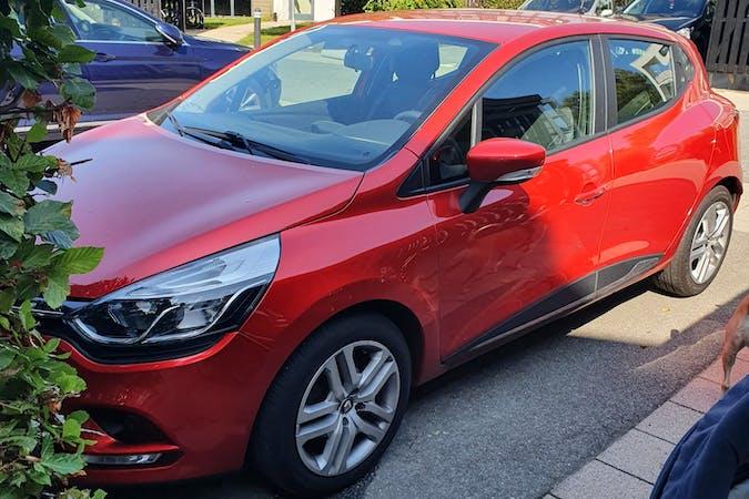 Billig billeje af Renault Clio nær 4000 Roskilde.