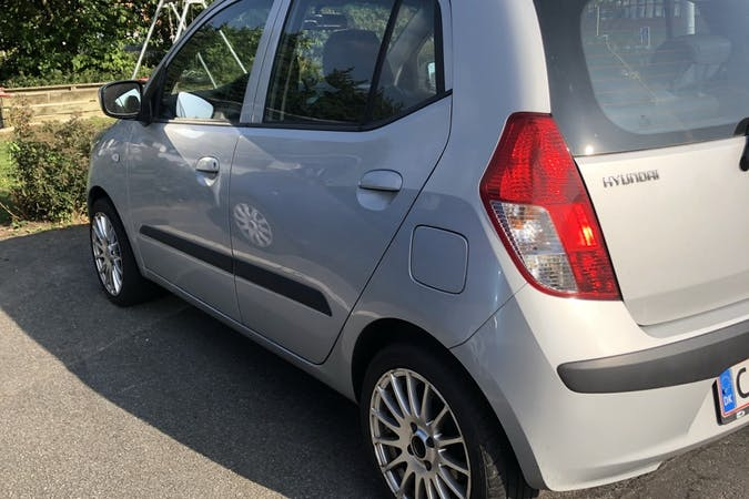 Billig billeje af Hyundai i10 nær 7100 Vejle.
