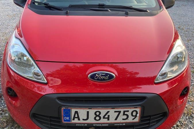 Billig billeje af Ford Ka nær 5700 Svendborg.