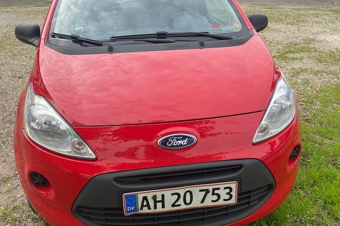Billig billeje af Ford Ka nær 3330 Gørløse.