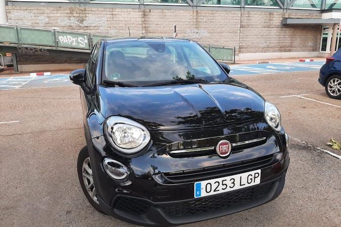 Alquiler barato de Fiat 500X cerca de 28224 Pozuelo de Alarcón.