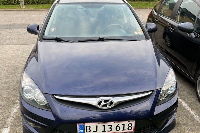 Billig billeje af Hyundai i30 nær 4760 Vordingborg.