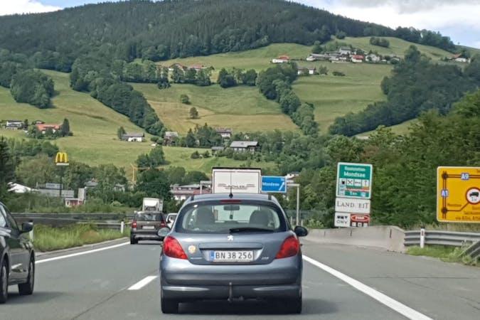 Billig billeje af Peugeot 207 nær 9400 Nørresundby.
