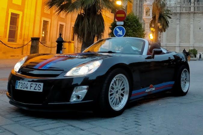 Alquiler barato de Opel GT cerca de  Sevilla.