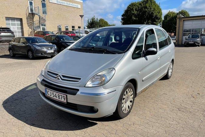 Billig billeje af Citroën Xsara Picasso med Isofix beslag nær 8700 Horsens.