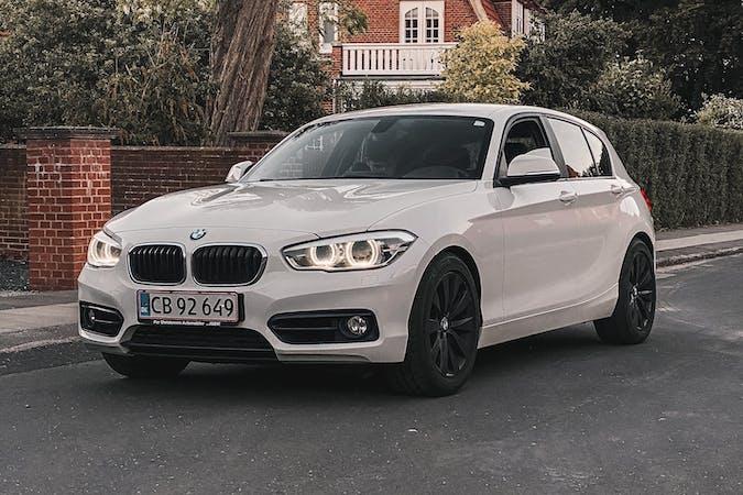 Billig billeje af BMW 1 Series med GPS nær 4000 Roskilde.
