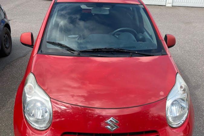 Billig biluthyrning av Suzuki Alto i närheten av 754 39 .