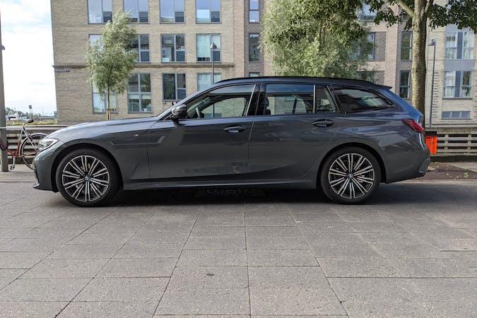 Billig billeje af BMW 320d med GPS nær 2450 København.