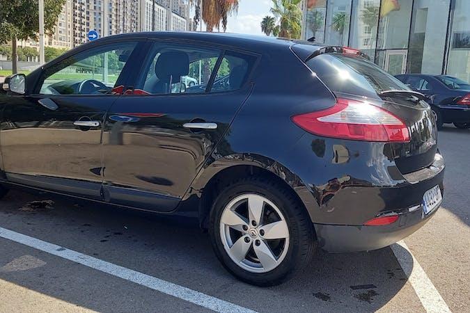 Alquiler barato de Renault Megane cerca de 46007 València.