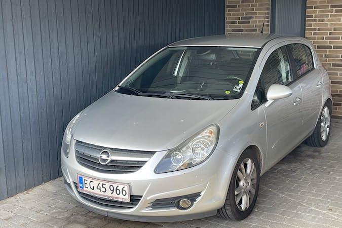 Billig billeje af Opel Corsa nær 7080 Børkop.