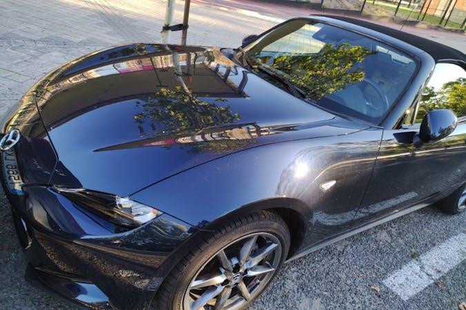 Alquiler barato de Mazda MX-5 cerca de 28029 Madrid.