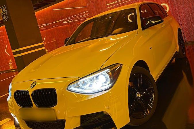 Alquiler barato de BMW 1 Series con equipamiento Bola de remolque cerca de 30008 Murcia.