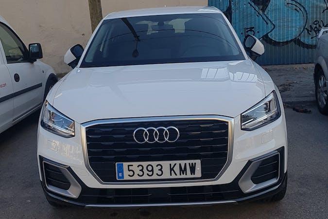 Alquiler barato de Audi A1 con equipamiento Bola de remolque cerca de 08041 Barcelona.