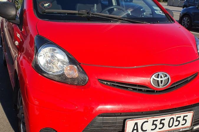 Billig billeje af Toyota AYGO nær 8930 Randers.