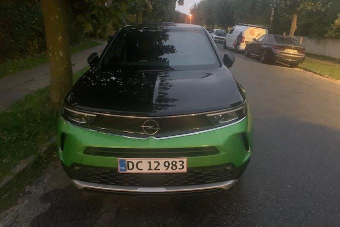 Billig billeje af Opel Mokka-e med GPS nær 2720 København.