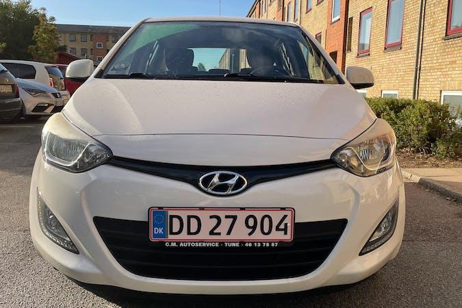 Billig billeje af Hyundai i20 nær 4000 Roskilde.