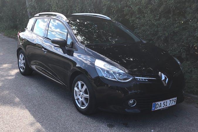 Billig billeje af Renault Clio med GPS nær 9000 Aalborg.
