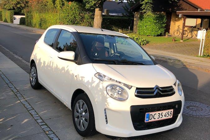 Billig billeje af Citroën C1 nær 2880 Bagsværd.