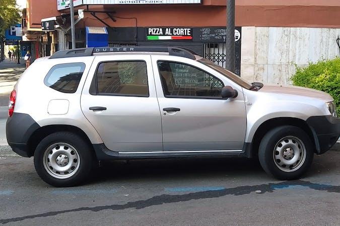Alquiler barato de Dacia Duster con equipamiento Bola de remolque cerca de 29602 Marbella.