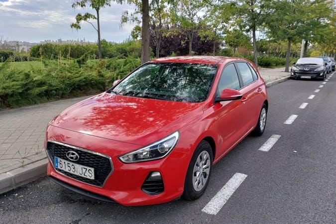 Alquiler barato de Hyundai i30 cerca de 28029 Madrid.