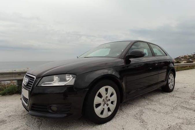 Alquiler barato de Audi A1 cerca de 29004 Málaga.