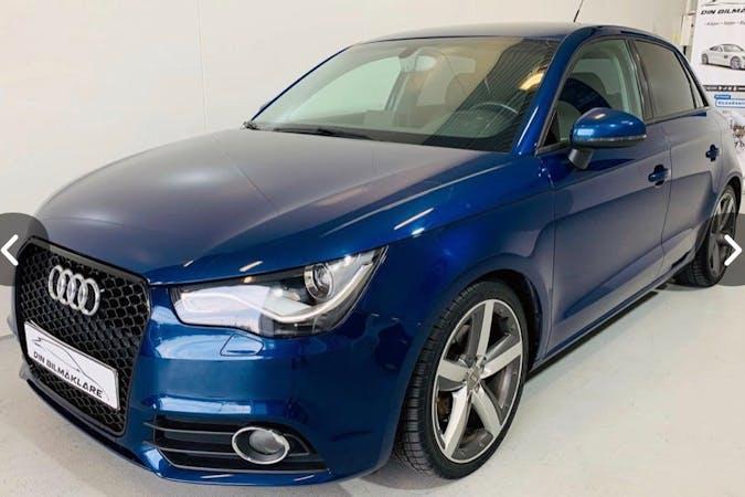 Billig biluthyrning av Audi A1 med Bluetooth i närheten av 174 53 Hallonbergen.