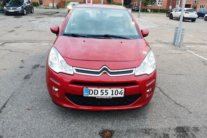 Billig billeje af Citroën C3 med Anhængertræk nær 8220 Brabrand.