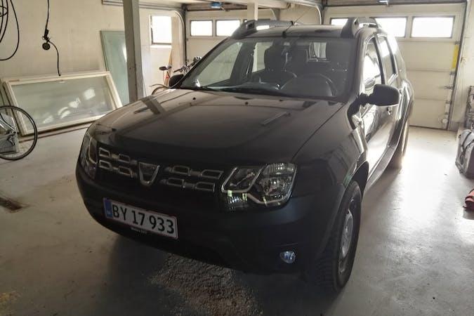 Billig billeje af Dacia Duster nær 6920 Videbæk.