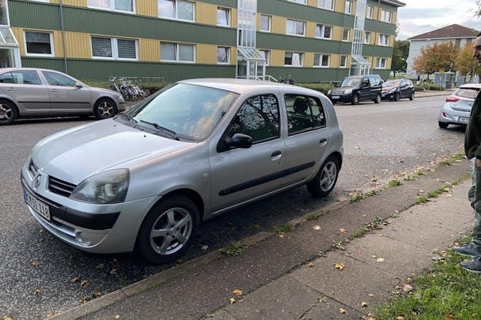 Billig billeje af Renault Clio nær 8930 Randers.