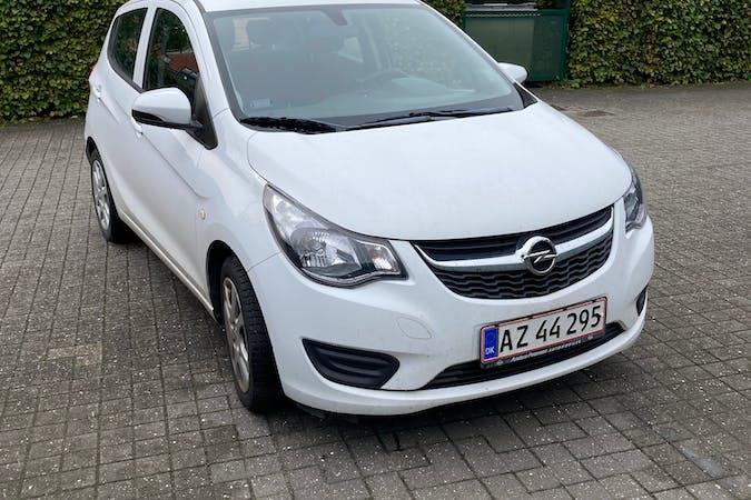 Billig billeje af Opel Karl nær 8530 Hjortshøj.