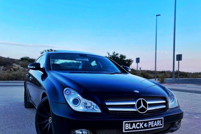 Alquiler barato de Mercedes CLS cerca de 03690 San Vicente del Raspeig.