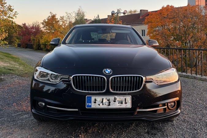 BMW 3 Seriesn halpa vuokraus GPSn kanssa lähellä 20810 Turku.