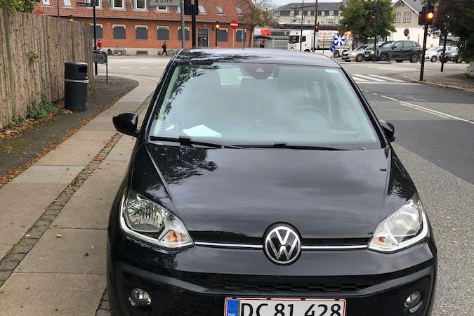 Billig billeje af Volkswagen UP! nær 2100 København.