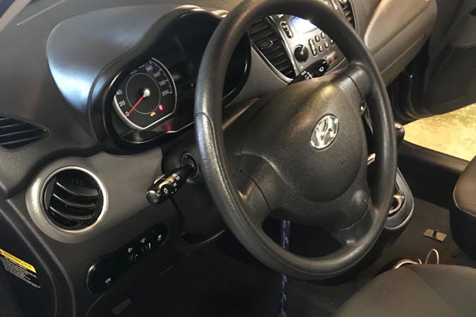 Billig billeje af Hyundai i10 nær 8541 Skødstrup.