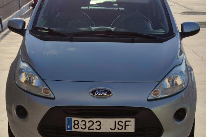 Alquiler barato de Ford Ka cerca de 38611 San Isidro.