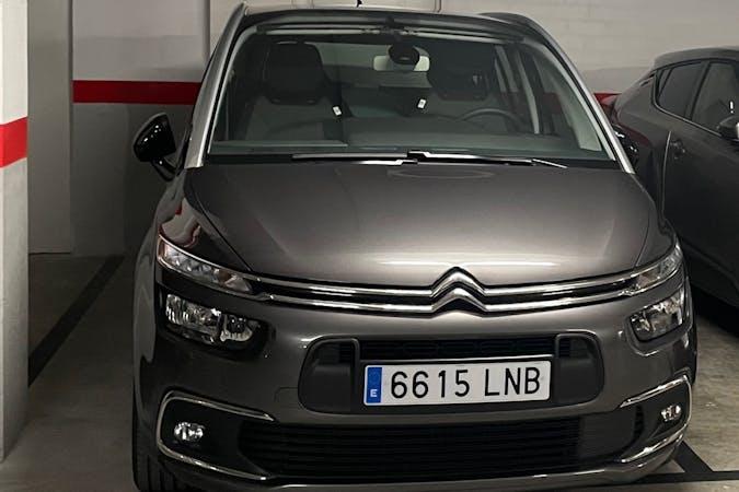 Alquiler barato de Citroën Grand C4 SpaceTourer con equipamiento GPS cerca de 43204 Reus.
