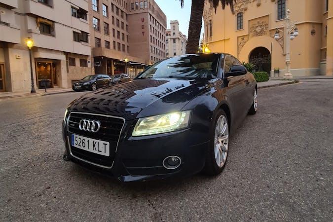 Alquiler barato de Audi A5 cerca de 03690 San Vicente del Raspeig.
