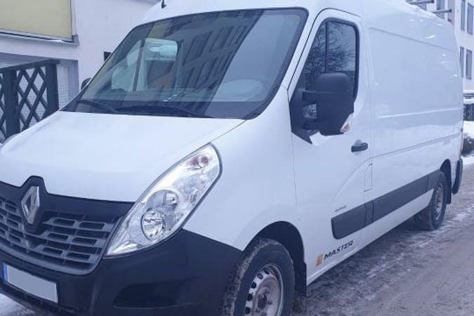 Billig biluthyrning av Renault Master med GPS i närheten av 123 71 Farsta distrikt.
