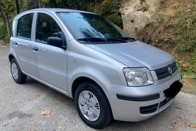 Alquiler barato de Fiat Panda cerca de 36213 Vigo.