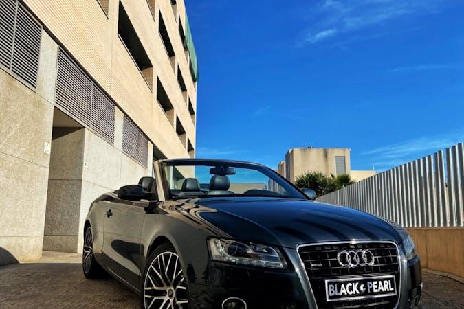 Alquiler barato de Audi A5 cerca de 03183 Torrevieja.